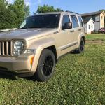 Made A Few Modifications To This One Over The Weekend For A Friend It Was Stock Yesterday Lowered Today Jeepliberty