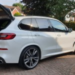 2020 X5 M50d On Lowest Air Suspension Setting Bmw
