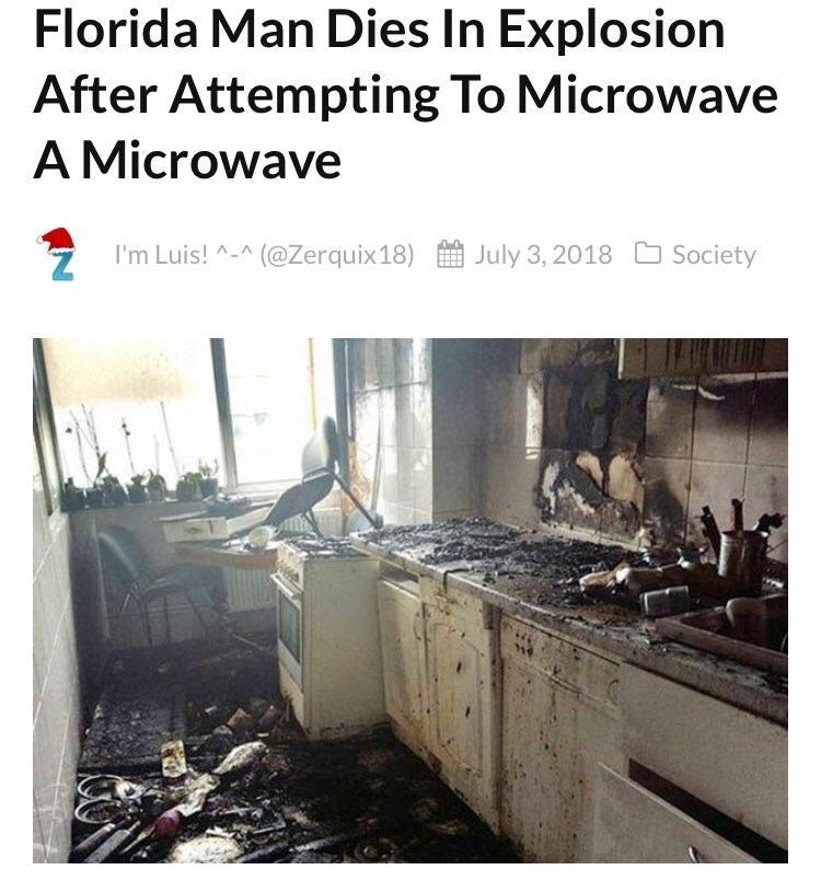 to microwave a microwave