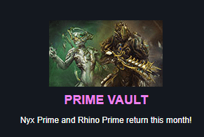 warframe next frame to be vaulted   Fachriframe co