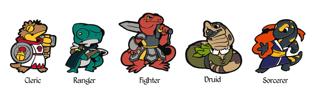 Image result for dnd classes cute