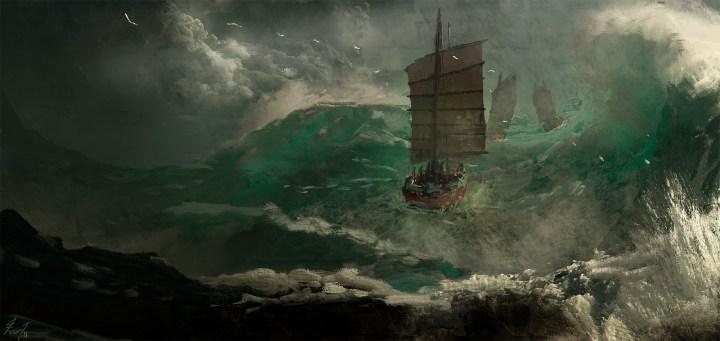 Typhoon by Joseph Feely [2000 x 948]