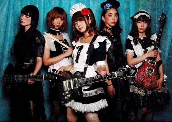 Hello band maid fans what's new music this year or 2021 album?  https://www.facebook.com/bandmaid/ : BandMaid