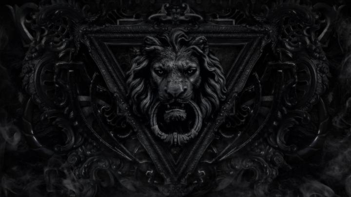 Dark Lion [2560×1440]