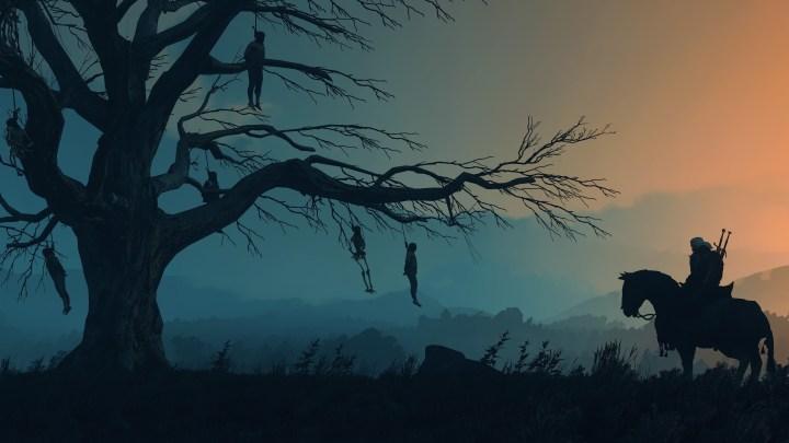 The Witcher 3: Wild Hunt-Hanged Man's Tree [3840×2160]