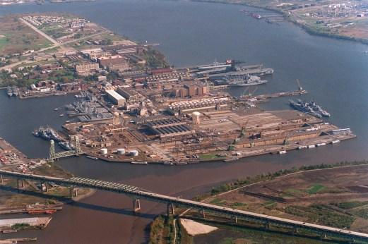 Resultado de imagen para Philadelphia Naval Shipyard