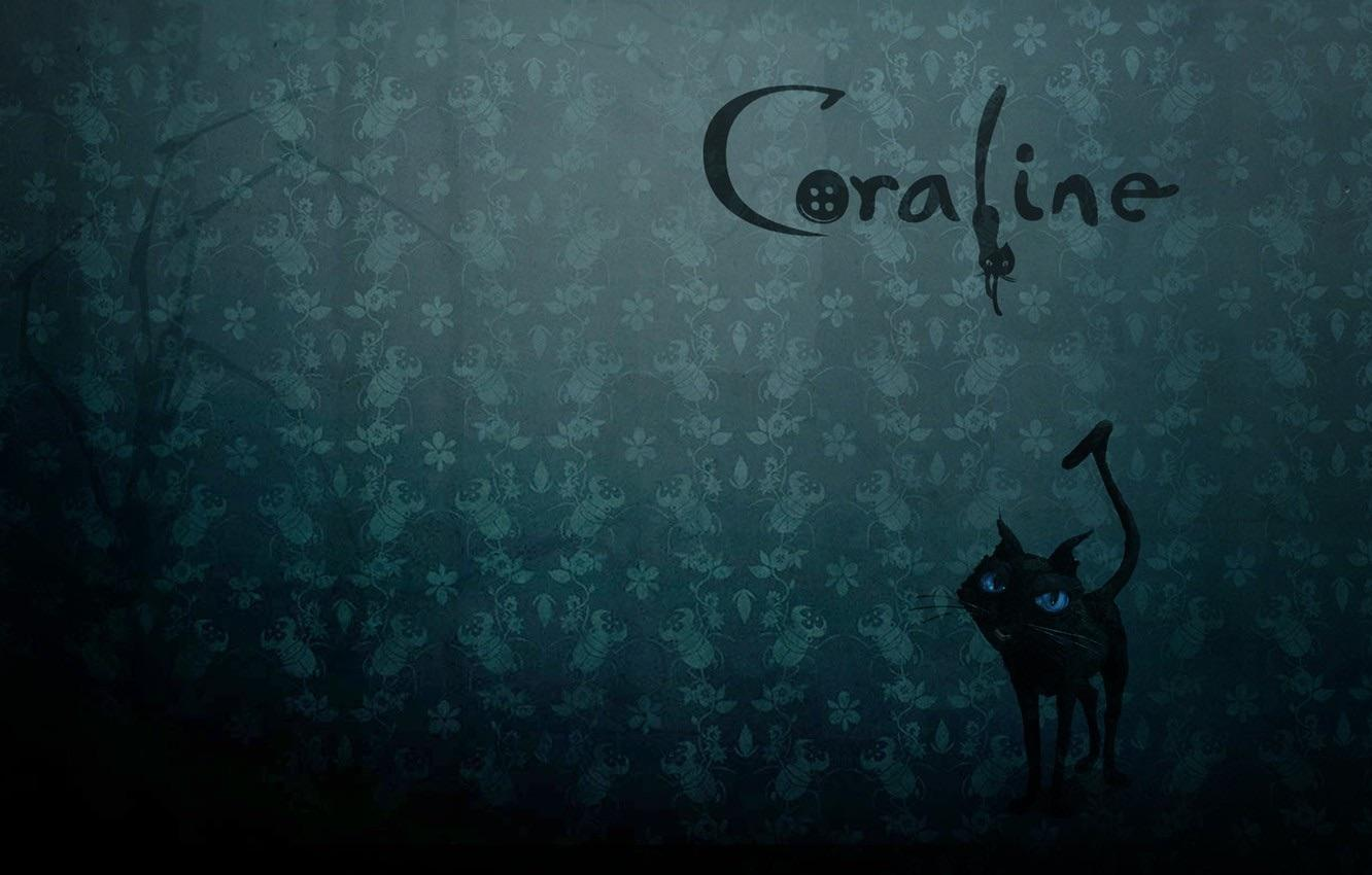 In Coraline The Room That Eventually Becomes The Bug Room At The End Of The Movie Has Small Easy To Miss Bugs As The Wallpaper Little Movie Moments
