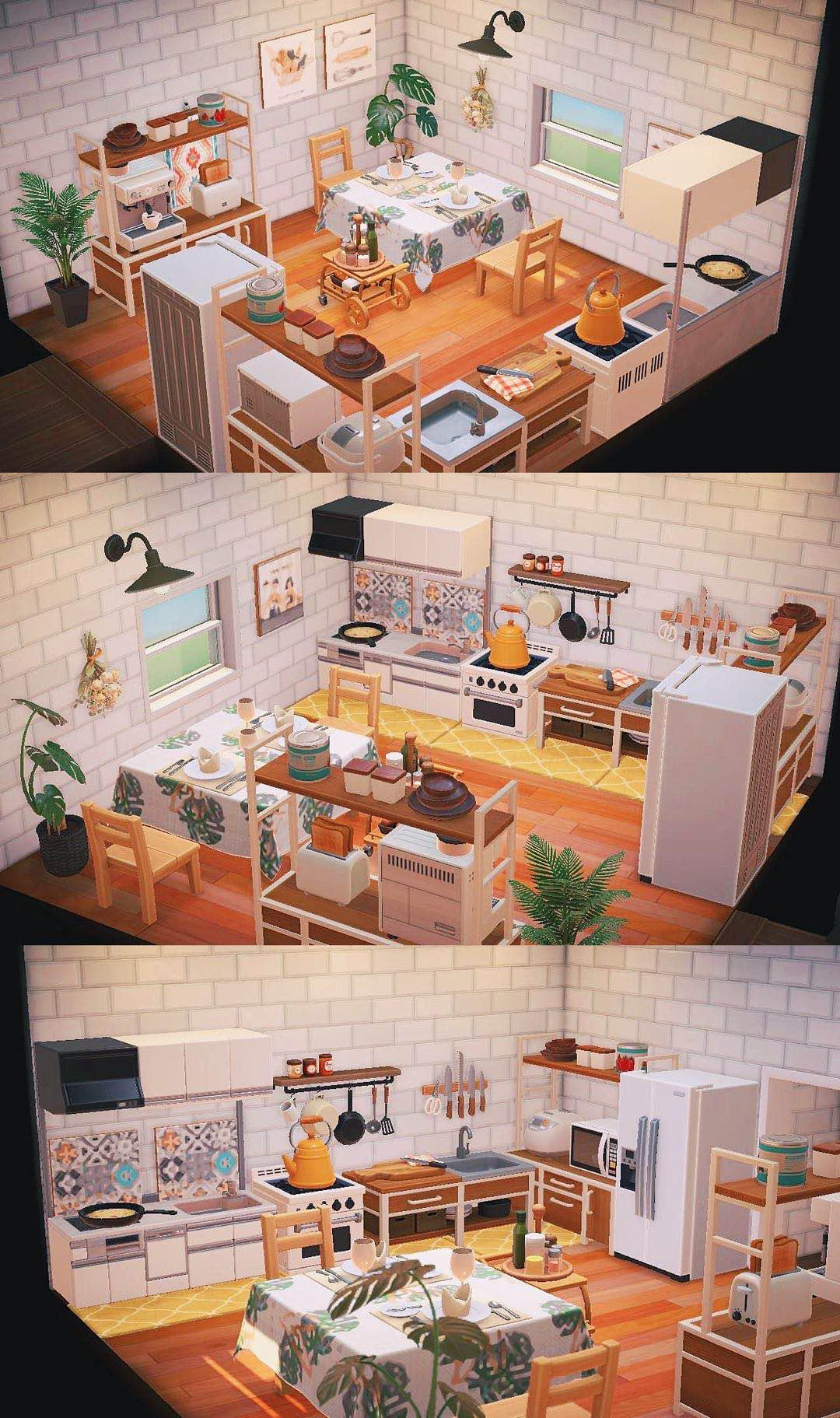 Ironwood Furniture Recipes in Animal Crossing New Horizons on Ironwood Kitchen Animal Crossing  id=52582