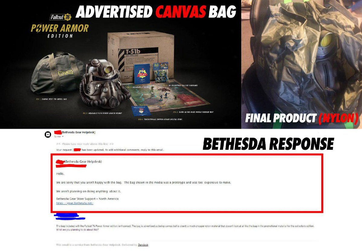 Bethesda Apologises To Angry Fans Over Fallout 76