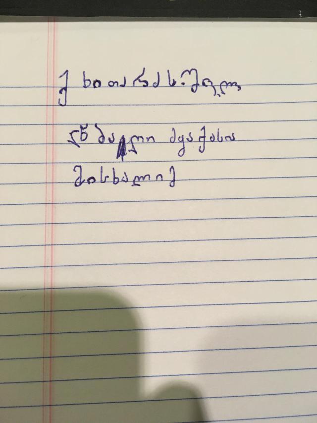 Farsi?>English]. Hello, I found what I believe to be Farsi