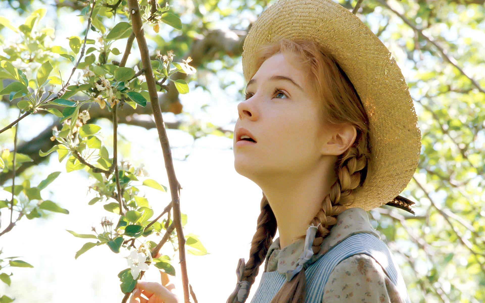 Anne Of Green Gables Oldschoolcool