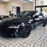 Blackout Rs7 Audi