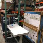 The Tresanti Electric Standing Desk Is At Costco Again For 100 Off Making It 200 Standingdesk