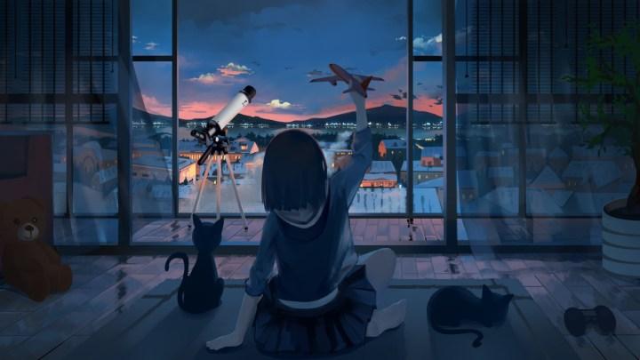 Anime Illustration!(1920X1080)