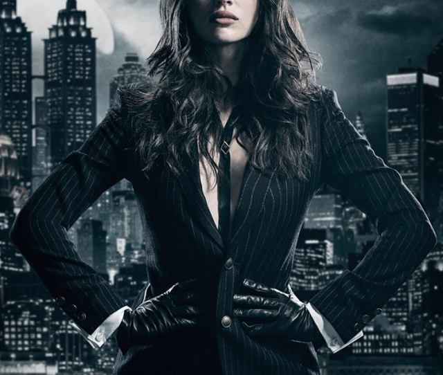 Crystal Reed Gotham Promo Pic Sexy Crystalreed