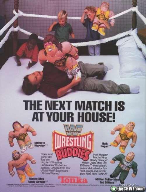wrestling buddies images on pholder