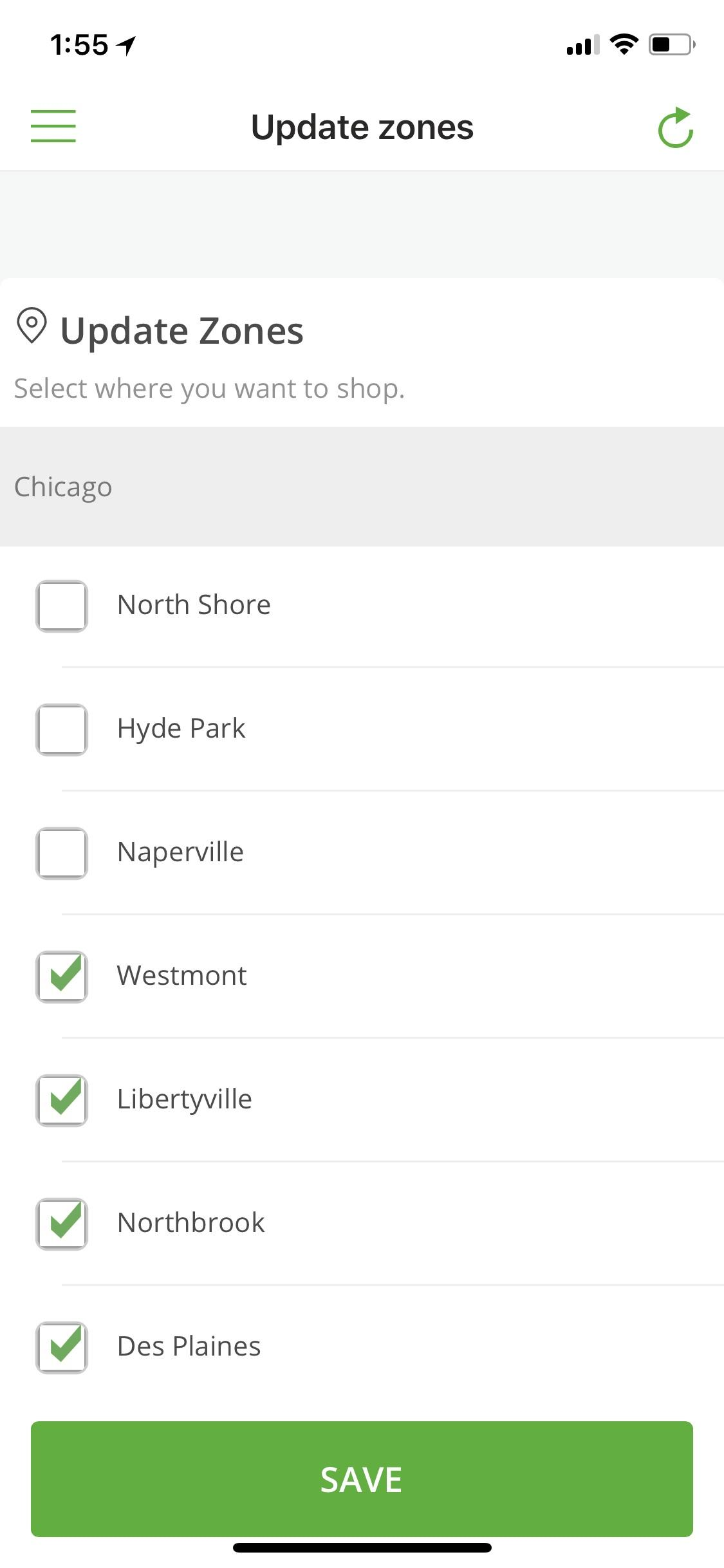 Well This Is A Nice Little Feature Instacartshoppers