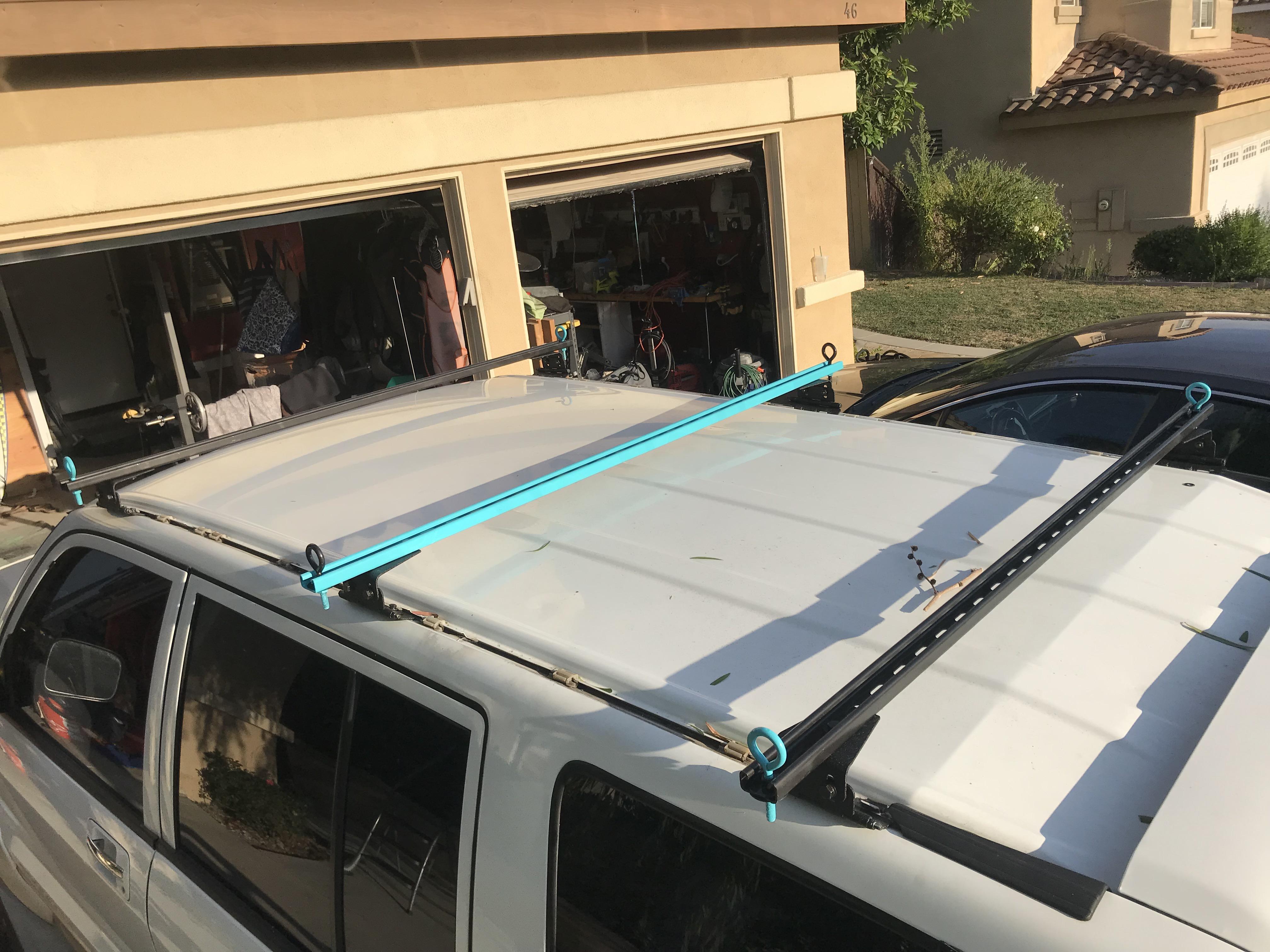 new racks for the beauty isuzutrooper