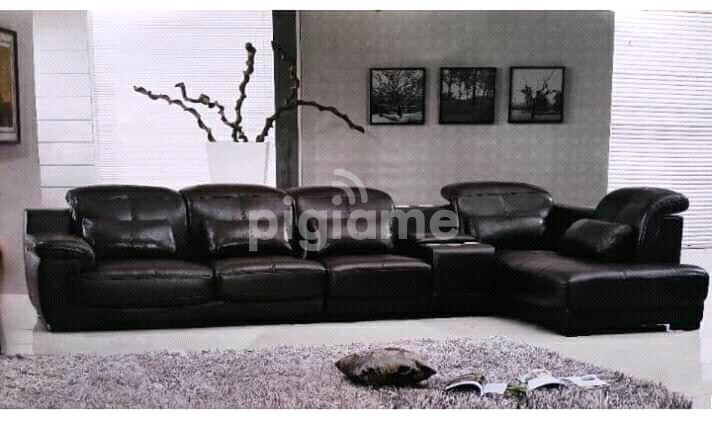 Find the latest chairs & sofas on offer from trusted sellers and vendors. Leather sofa in Nairobi | PigiaMe