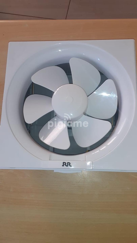 window mounted exhaust fans