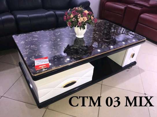 coffee table with glass top 385 000