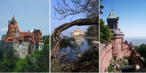 10 от най-красивите замъци в Европа