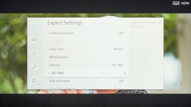 Configuración de calibración Samsung Q60 / Q60R QLED 45