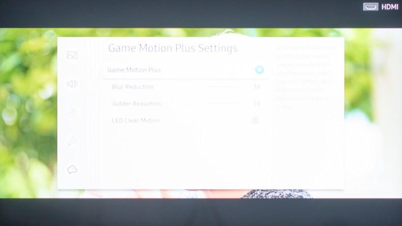 Configuración de calibración Samsung Q60 / Q60R QLED 87