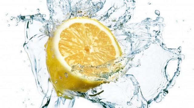 Donmuş limon mucizesi!