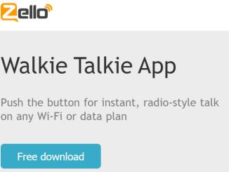 Zello - http://zello.com