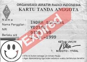 KTA YD2TRS 1996-1999