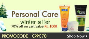 Personal Care. Use Promocode-CPPC70
