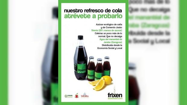 """""""Frixen"""", la nueva bebida artesanal dispuesta a remplazar a Coca Cola en España"""