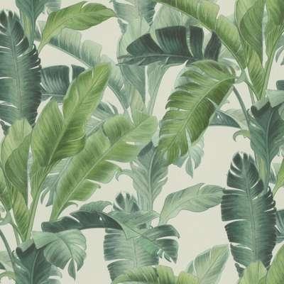 Зеленые листья обои Rasch купить в интернет-магазине SDVK ...