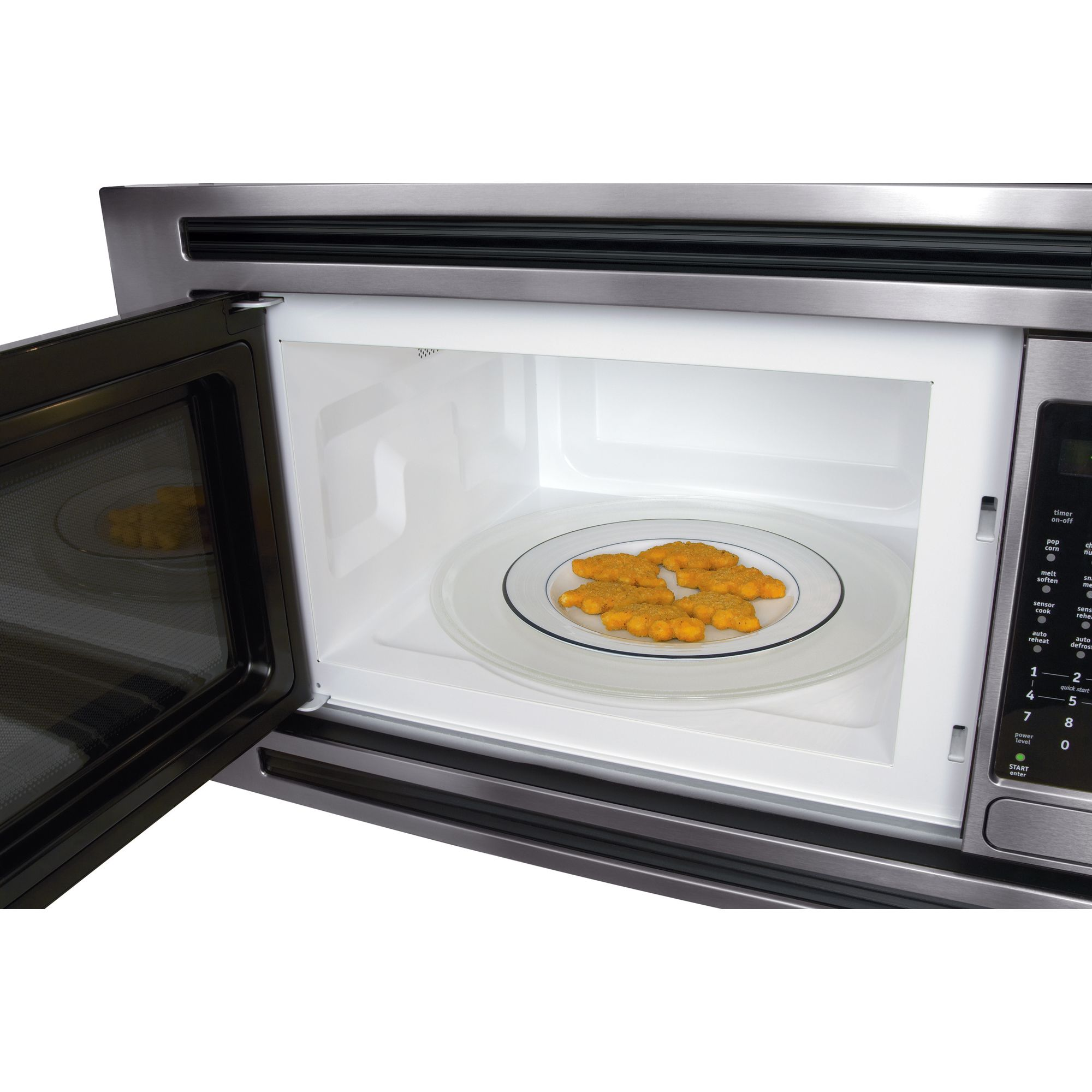 24 2 0 cu ft built in microwave oven