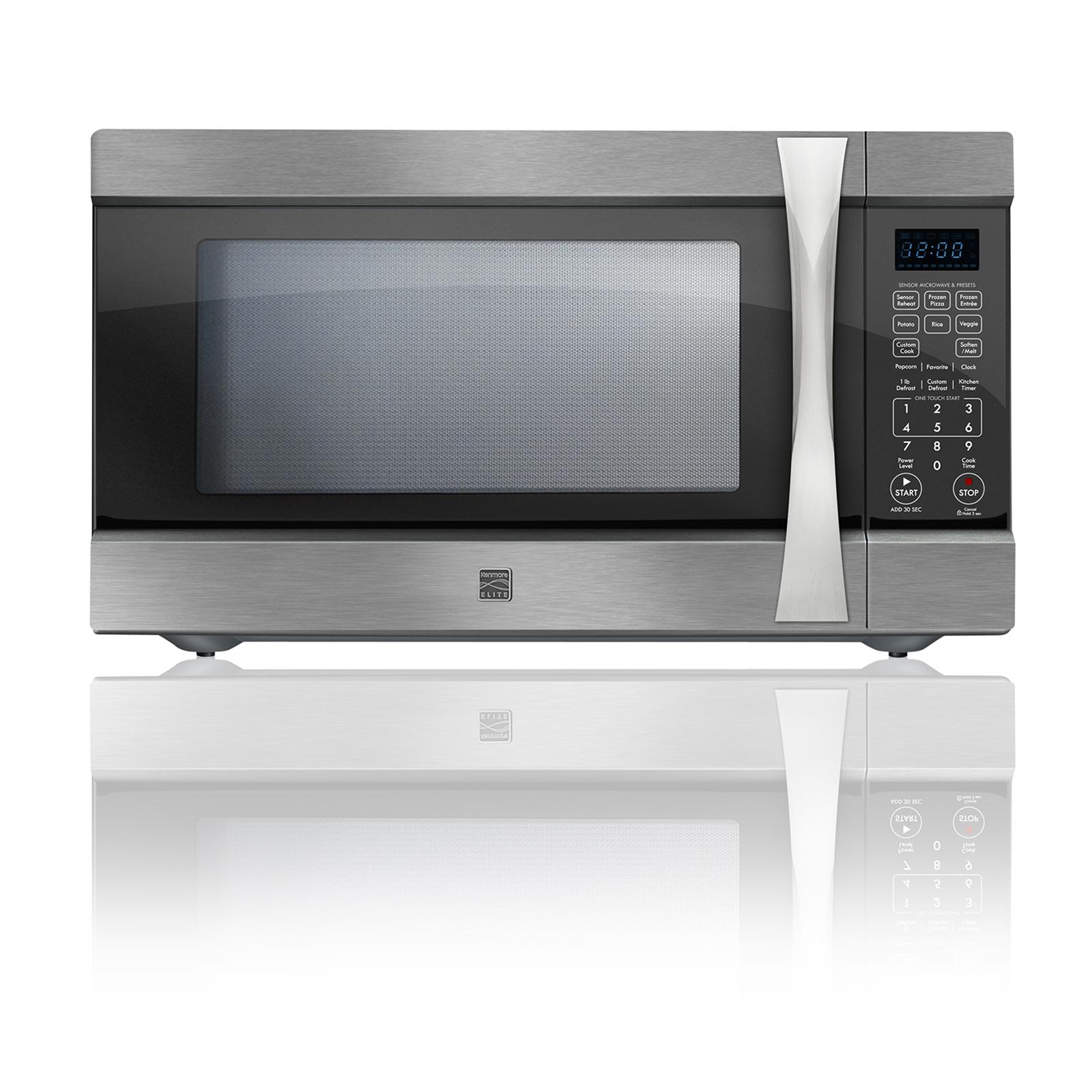 kenmore elite microwave parts sears