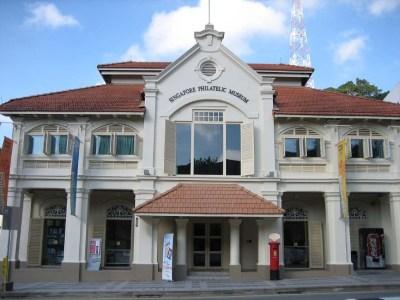 Musée de la Philatélie à Singapour Singap11