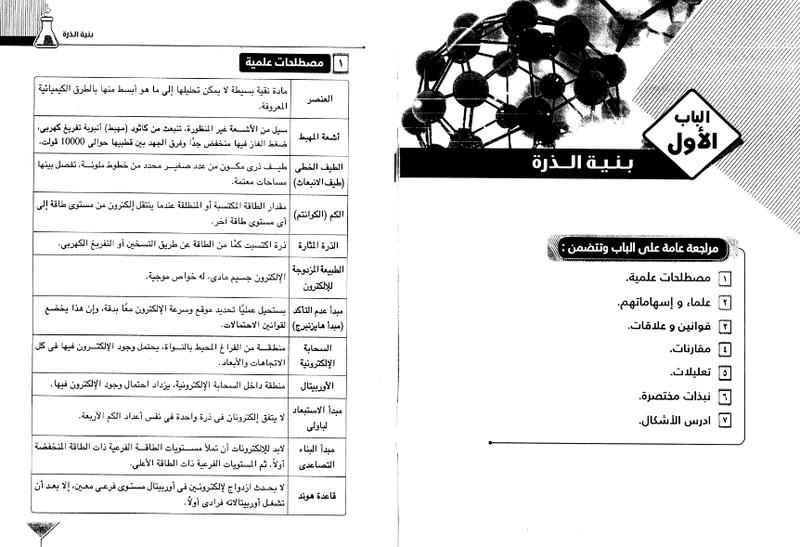 مفكرة كتاب الامتحان الصف الثاني الثانوي فى الكيمياء 2020