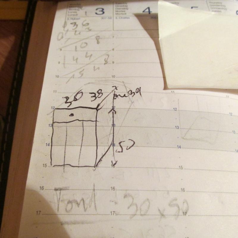 Fabrication Dun Bureau En Chne Page 2