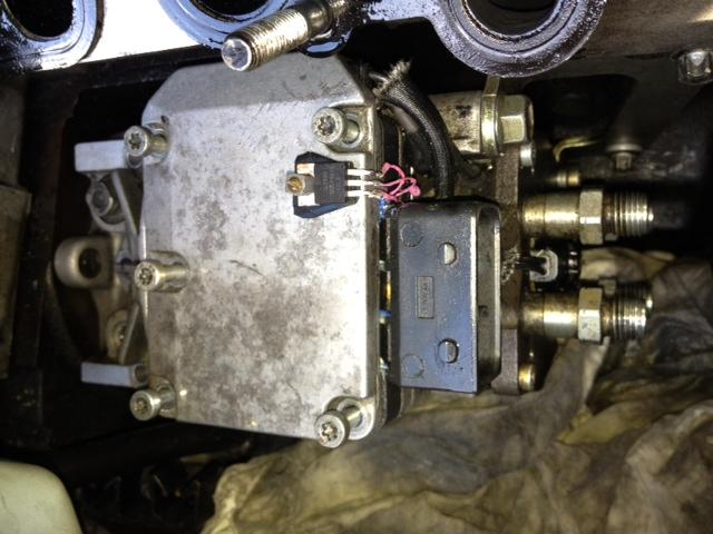Schema Pompe Injection Bosch Vp44 | Kapokto