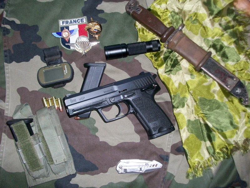 HK USP standard (image tircollection.com).