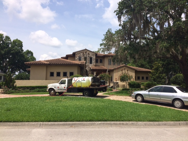 Tile Roof Cleaning In Tampa Florida Area Photo_13