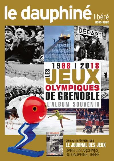 Cinquantenaire des Jeux Olympiques de Grenoble 1968-2018