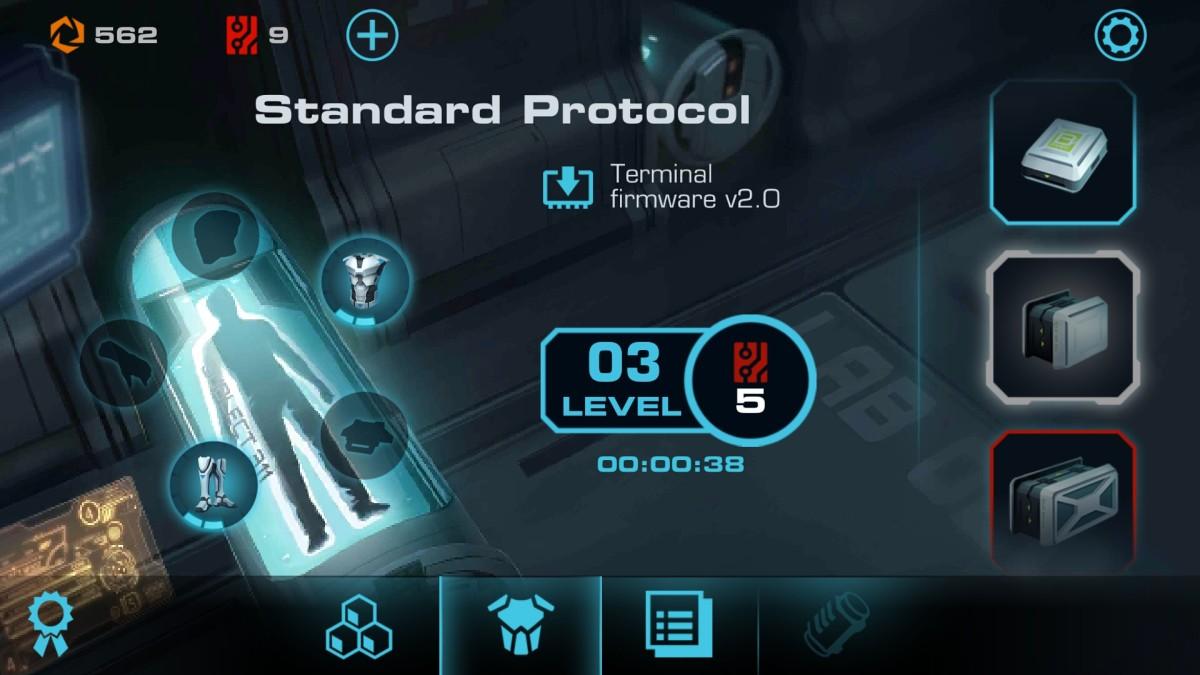vector 2 cooldown level 3