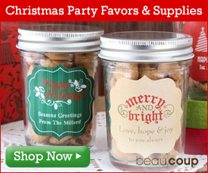 christmas gifts and favors