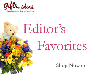 Send Editors Pick Gifts USA
