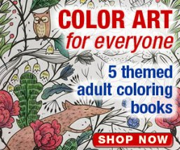 Adult Coloring Books Medium