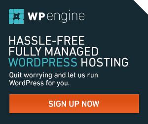 WP Engine Hassle-Free Managed WordPress Hosting