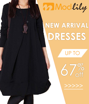 New arrival dresses up to 67% off