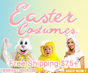 Easter Costumes to get every bunny hoping. Shop Trendyhalloween.com